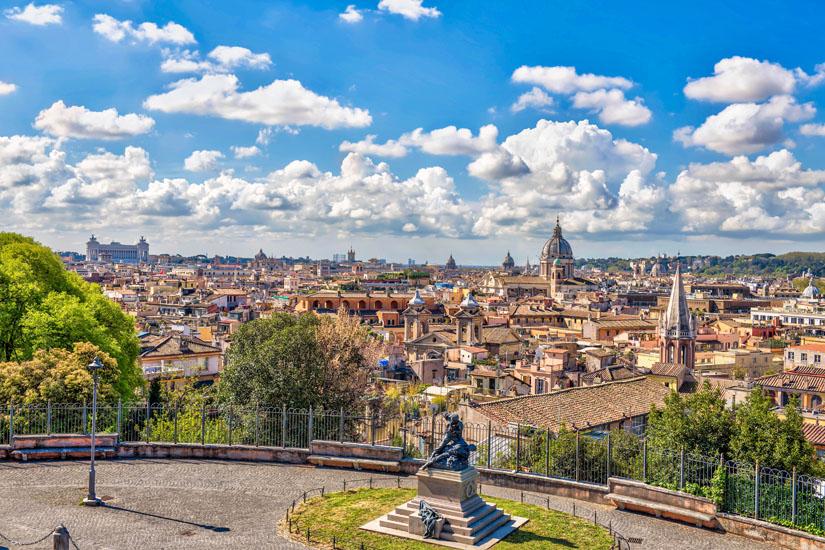 Ausblick-auf-Rom-vom-Monte-Pincio