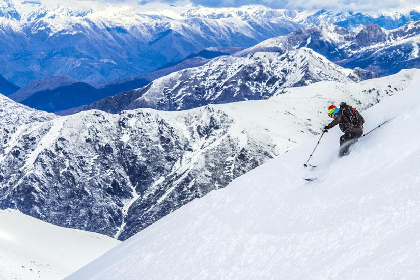 Skifahren-in-ChileSkifahren-in-Chile