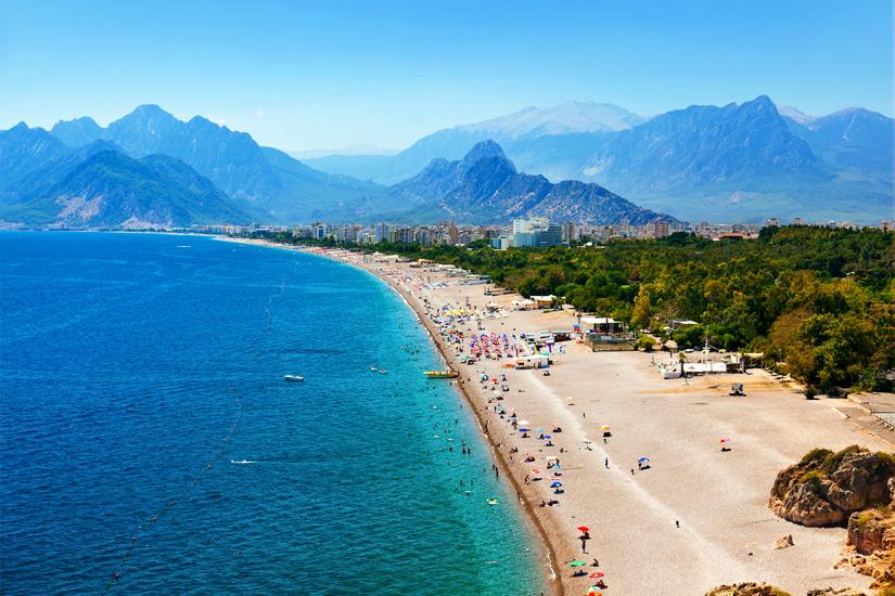 Strand-in-Antalya