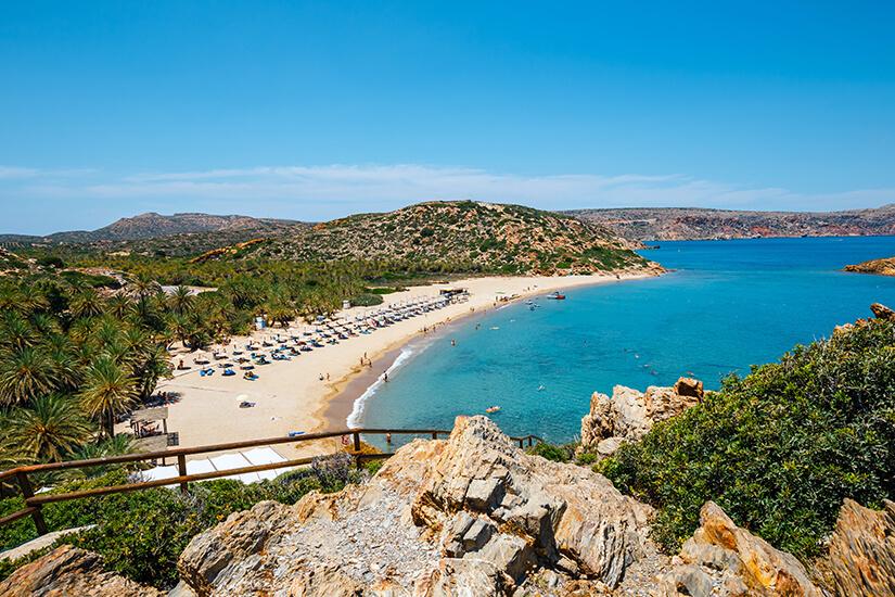 Bucht-von-Vai-auf-Kreta