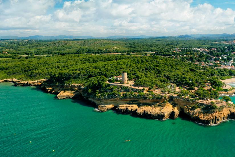 Die-Costa-Dorada-bei-Punta-de-la-Mora