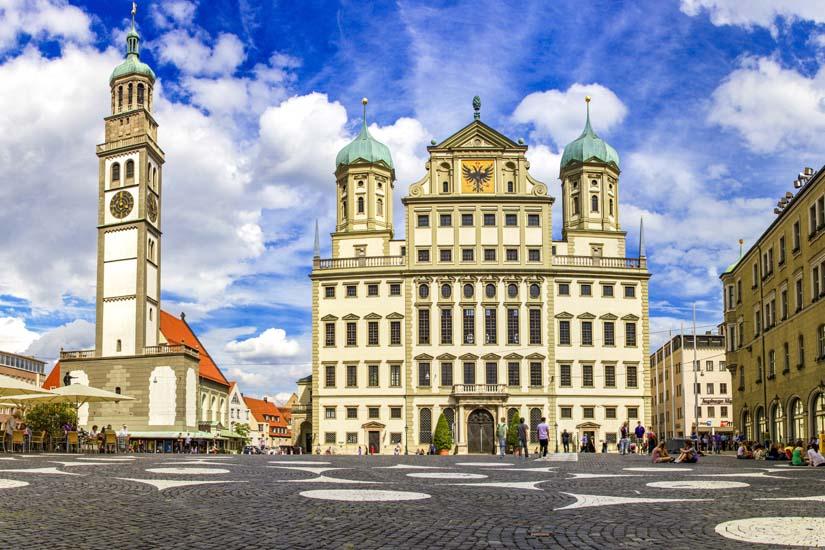 Rathaus-und-Perlachturm