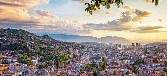Sarajevo in Bosnien und Herzegowina