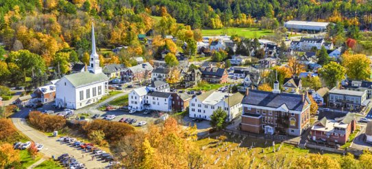 New England – Wiege der USA