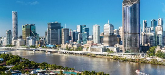 Brisbane: Hauptstadt von Queensland