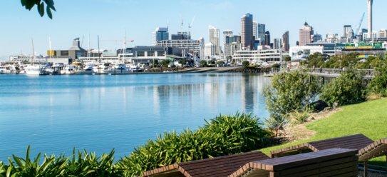 Auckland – Neuseelands größte Stadt