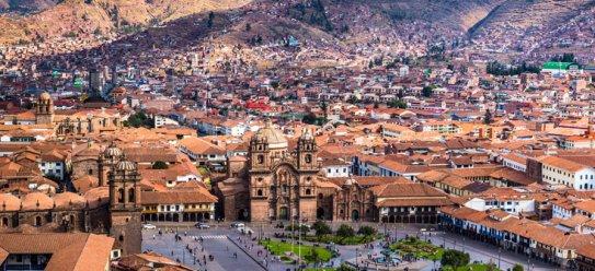 Cusco in den peruanischen Anden