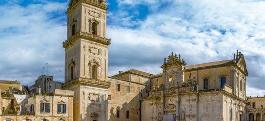 Lecce im italienischen Apulien