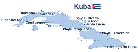 Flug Kuba Gunstig Buchen Ab In Den Urlaub De